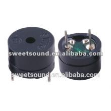 Buzzer de seguridad buzzer impermeable Buzzer piezoeléctrico de 12 * 8.5mm
