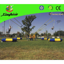 Popular Fashion of Bungee Trampoline