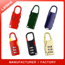 Zinc Alloy Digital Mini Smart Traveling Security Luggage Combination Lock