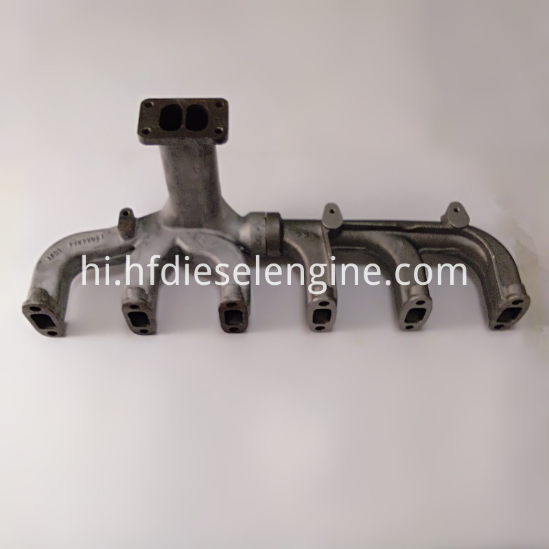 Wp6g125e22 Exhaust Manifold Assembly