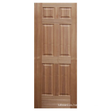 Melamine & Veneer Faced HDF Doorskin