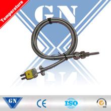 Resistencia térmica blindada con cable compensador (CX-WZ)