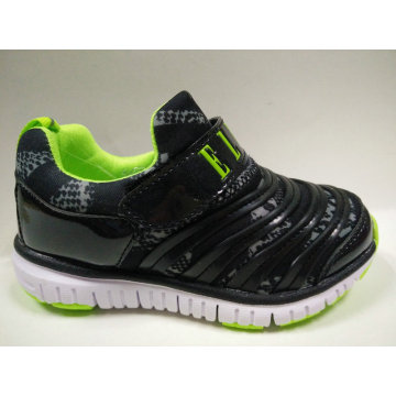 2016 Brand Shoes Children′s Fashion Leisure Sports Footwear