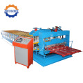 Steel Step Roof Tile Cold Forming Machine
