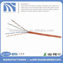 Preço de fábrica Alta qualidade cabo de remendo UTP cat5 cat6 cabo 3m 5m 10m 20m