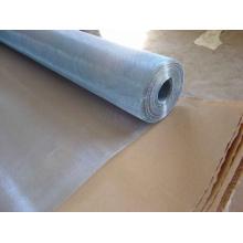 Nettoyeur électro-galvanisé en acier pour écran d'insertion