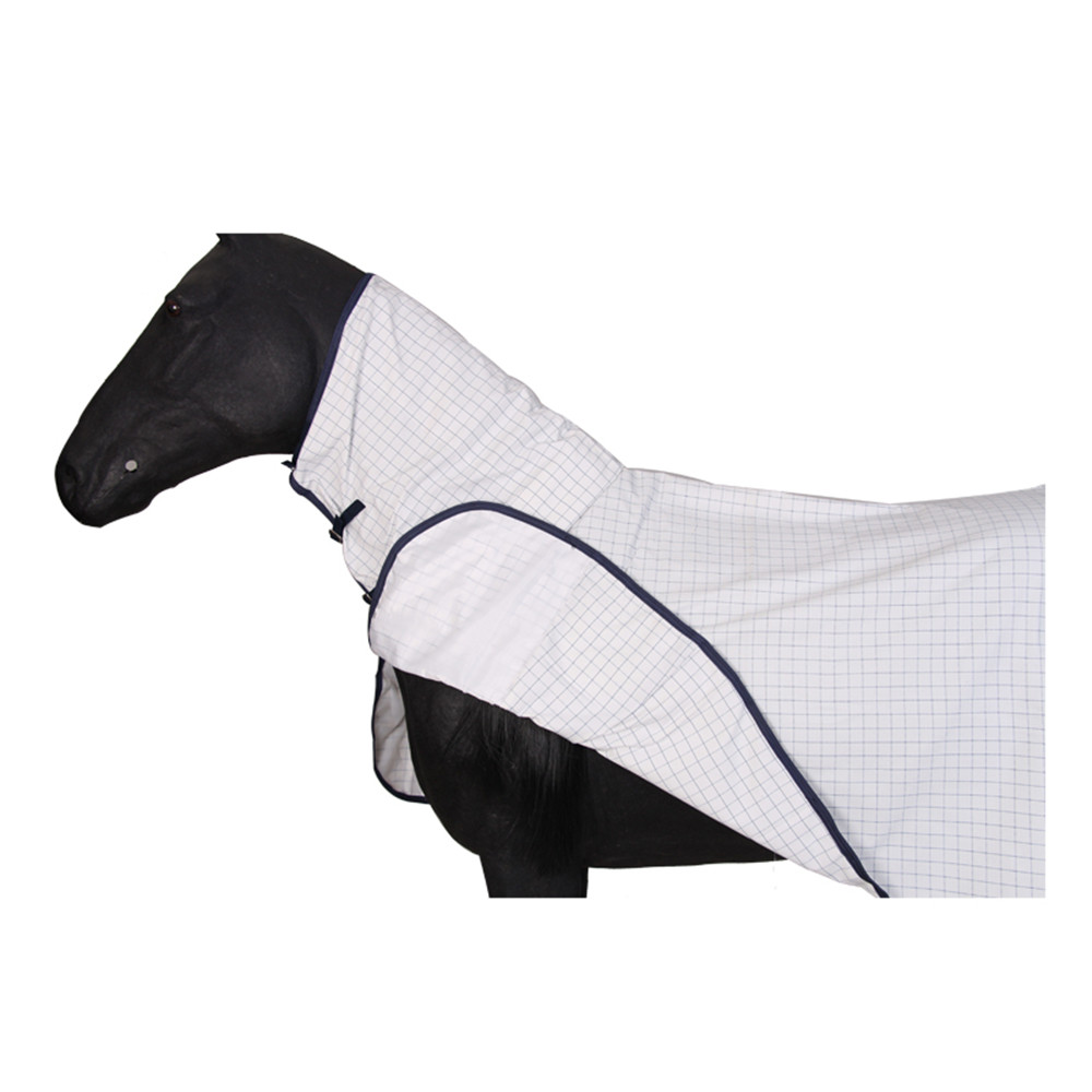 Combo White Horse Fly Rugs Gecontroleerd