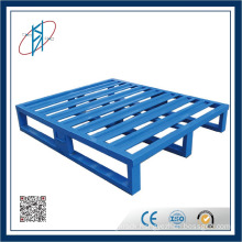 Double Face 4 Way Steel Pallet