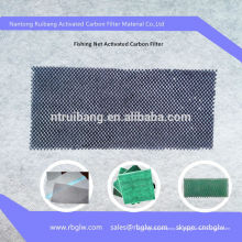 Acitvated Carbon Pre Filter kommerzielle Klimaanlage Netz