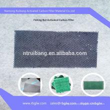 Engranzamento comercial acitvated do condicionador de ar do filtro do carbono pre