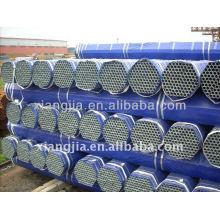 Tubo asiático BS 1139 48.3mm tubo de andaimes galvanizado por imersão a quente usado na construção com seguro e melhor preço anti-ferrugem