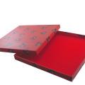 Emballage cadeau en carton dur boîte de luxe personnalisée pour écharpes