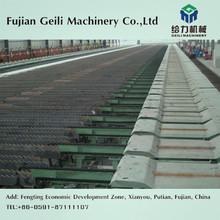 Lit de refroidissement pour la ligne de production Re-Rolling Mill Rebar