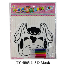 3D Funny DIY Mask Animals Toy