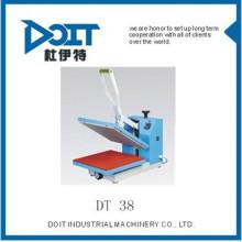 DT38 Heat machine transfert vêtements pantalons faisant la machine