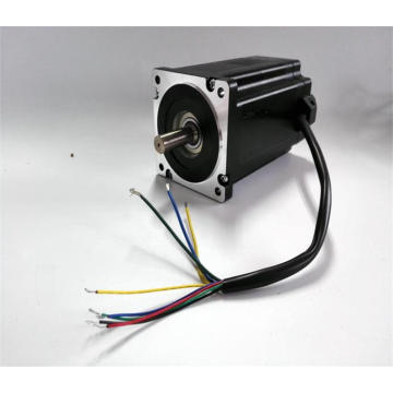 8 poles 3 phase 48v high speed 3000rpm dc brushless electric motor for CE certification