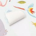 Vinda nova personalizado Pvc Die Cut Uv adesivo de vinil para crianças