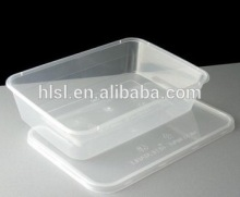 IML pp disposable food plastic container