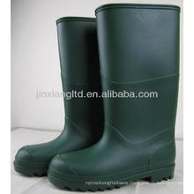 plastic ankle rain boots JX-992 men