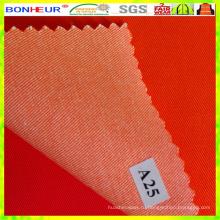 Высокая видимость CVC Drill Fabric