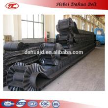 DHT-163 Corrugated sidewall rubber transmission belt for sale