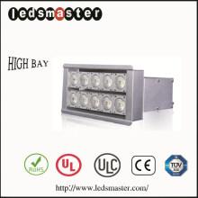 Luz elevada da baía do diodo emissor de luz 100W para a fábrica do armazém