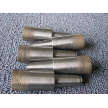 factory supply 64 mm sintered taper-shank drill bit(more photos)