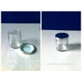 2oz Glass Jam Jar Honey Jar with Tin Lids