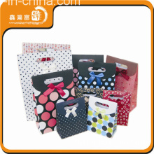Customize Cheap Coated Paper Colorful Printed Paper Bag