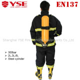CE certificate steel cylinder breathing apparatus