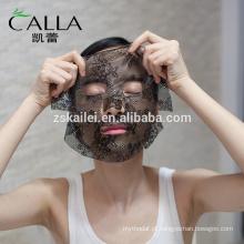 2017 nova face care beleza spa máscara máscara facial de renda
