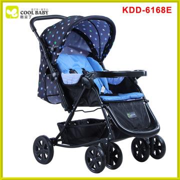 Hersteller NEU Reversible Seat Direction Rocking Baby Kinderwagen
