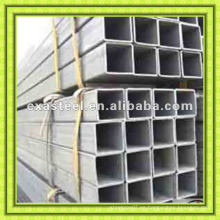 Tubo de acero galvanizado galvanizado en caliente