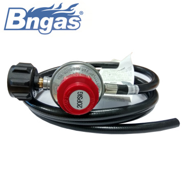 gas pressure regulator valve