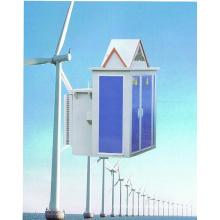 Transformador de energia eólica com módulo