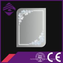 Jnh237 nouvelle conception claire LED salle de bains Illumniated capteur miroir