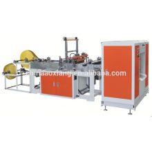AUTOMATIC HIGH SPEEDultrasonic non-woven bags making machine