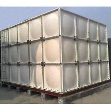Neuer SMC-Wassertank