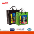 Factory sale quality eco-friendly cute pp woven shopping bag