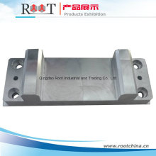 Aluminiun modificó para requisitos particulares las piezas de la máquina del CNC