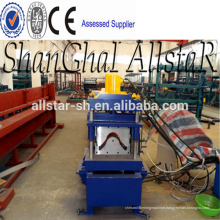 YX32-345 Color Steel Roof Ridge Cap Roll Forming Machine