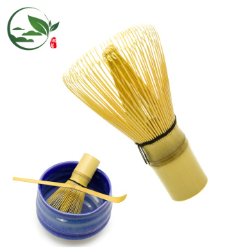 IN STOCK Bamboo Matcha Whisk - Japanese Powdered Green Tea Quality 80 prong Whisks