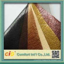 2015 Popular Decoration Shiny PU Leather