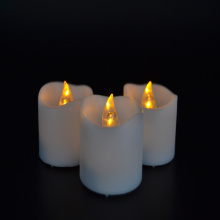 White Led Tea Lights Led Flickering Tea Lights