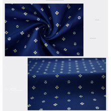 Polyester Cotton Shirting Printed Beautiful Fabric