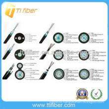 GYTA GYTA53 GYTS GYFTY GYTY53 Armoured Outdoor Fiber Optic Cables