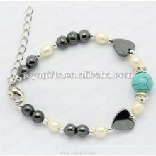 Fashion costume pearl bracelets