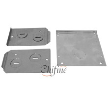 Welding Welded Stamping Parts of Construction Metal Fabrication