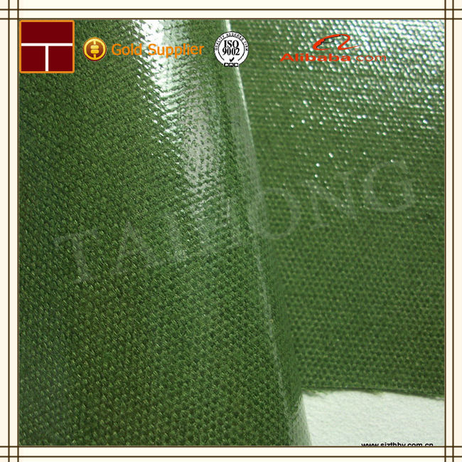pvc coated canvas fabric