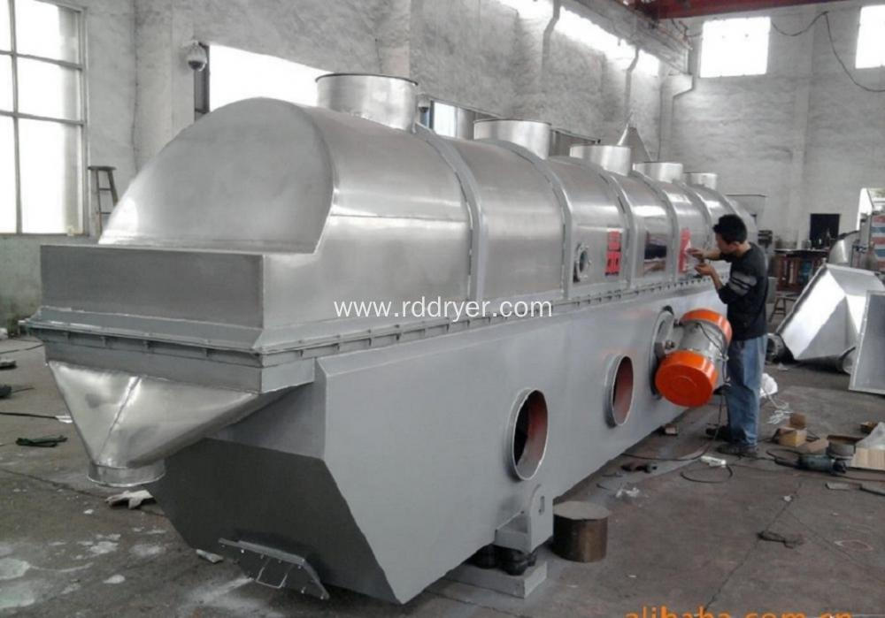 Granulated Sugar Vibrating Fluid Bed Dryer